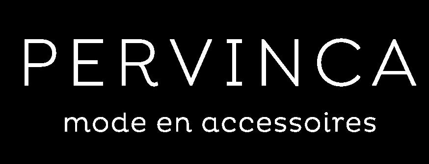 Logo PERVINCA wit